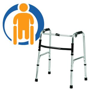 Girello Deambulatore per Disabili